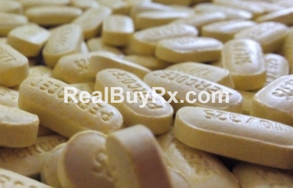 Percocet 10mg Oxycodone