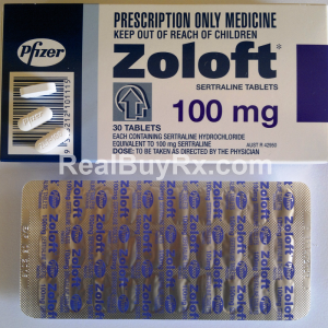 Sertraline 100mg Zoloft
